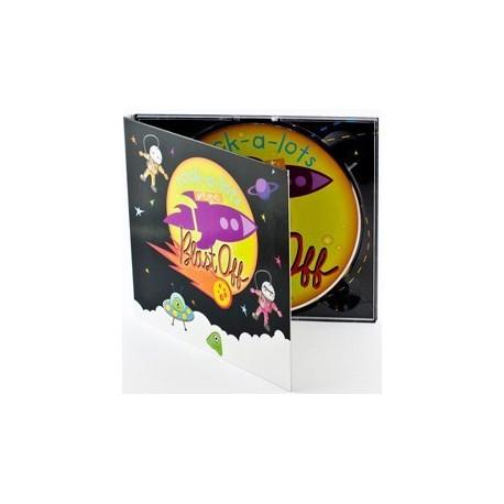 PRESSAGE 250 CD DIGIPACK 2 VOLETS